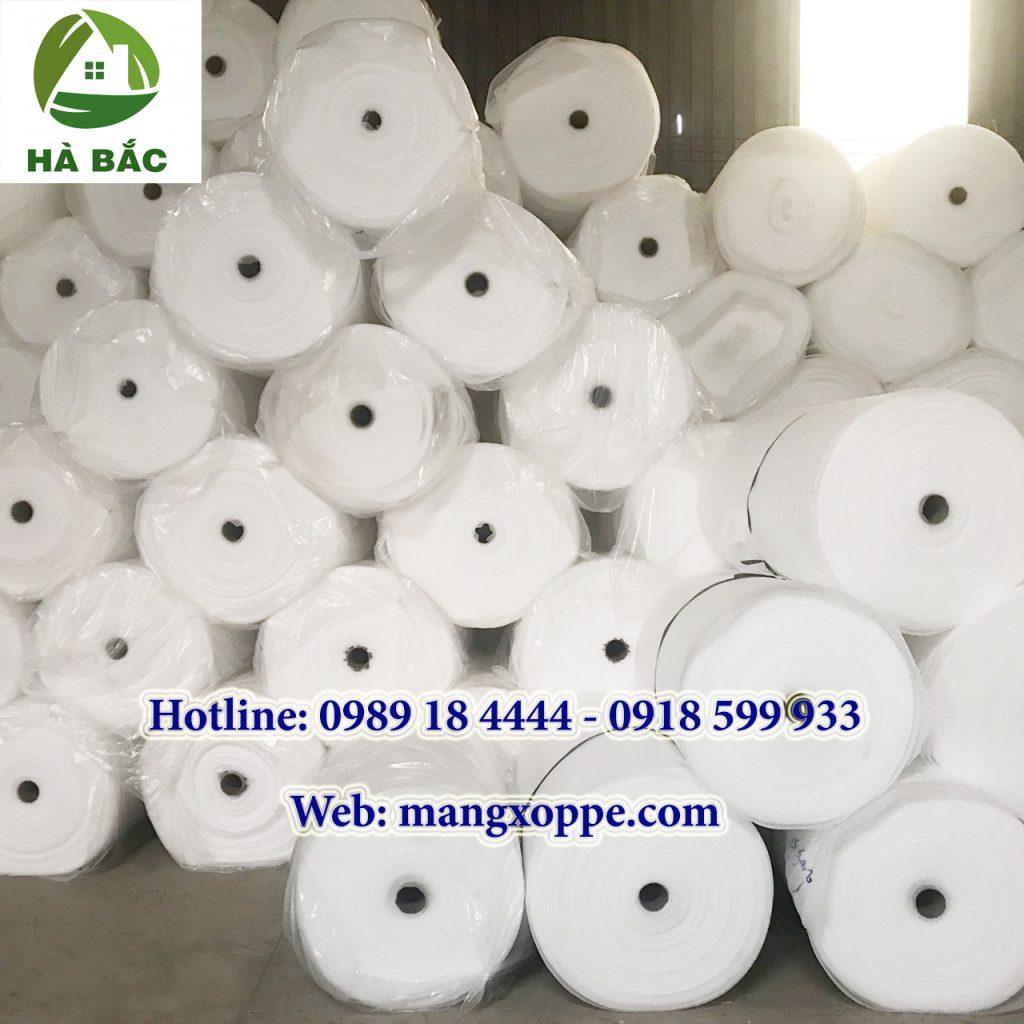 công ty sản xuất Màng xốp pe foam