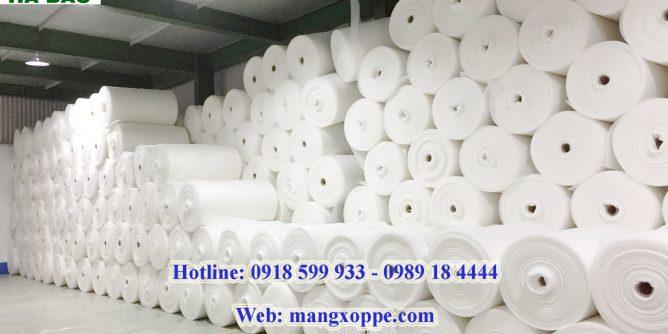 nhà sản xuất màng xốp pe foam tại Bình Dương